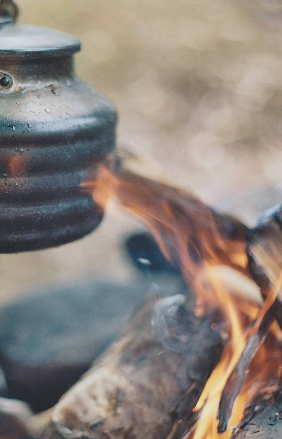 Alles voor het vuur