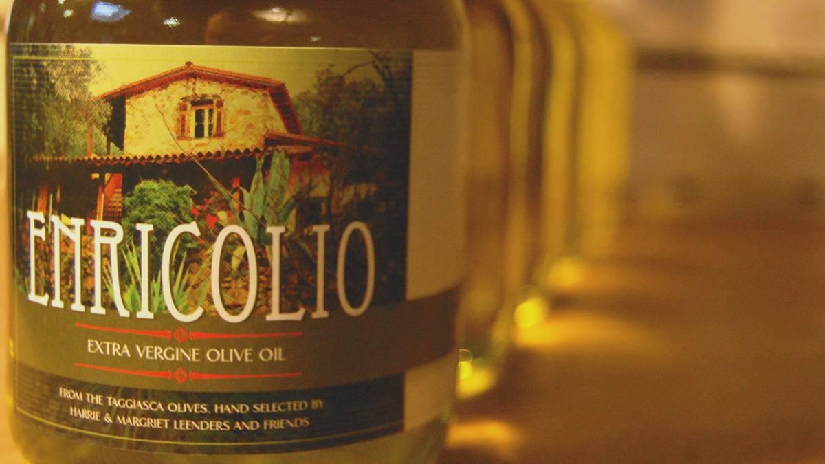 Enricolio olive oil